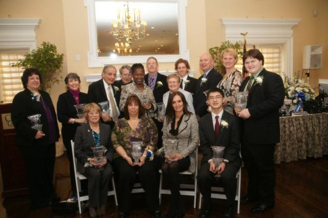 2012 LIVHOF Inductees
