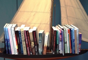 BoatloadofSandybooks