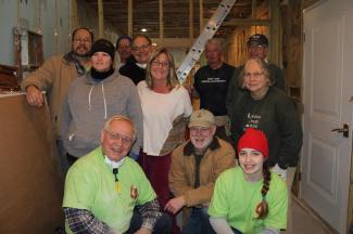 Sandy Volunteers