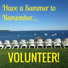 Summer to Remember Volunteer
