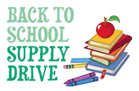 Back to School Supplies Logo