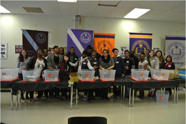 LIVC Briarcliffe MLK Day 2015