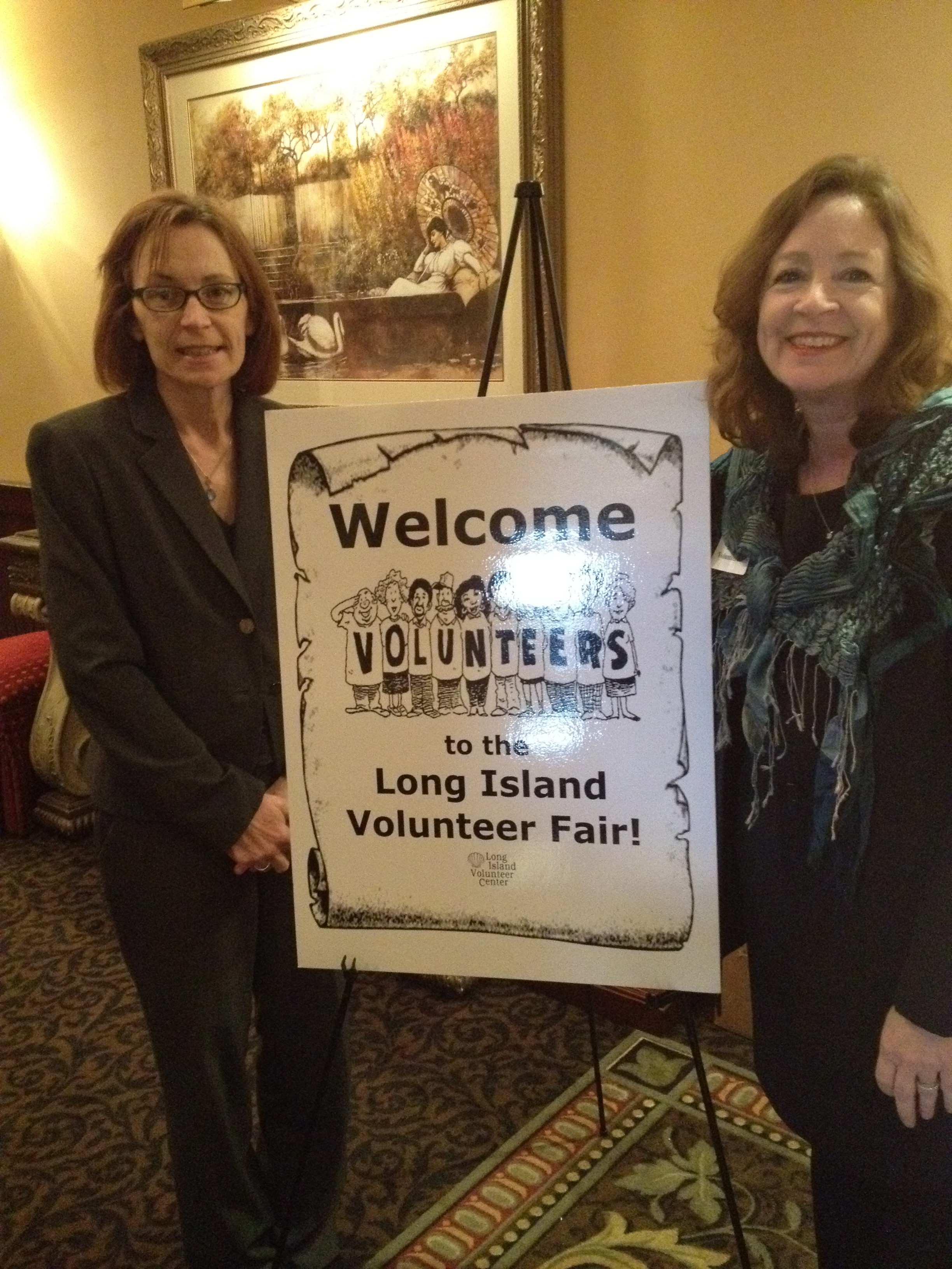 The Long Island Volunteer Center